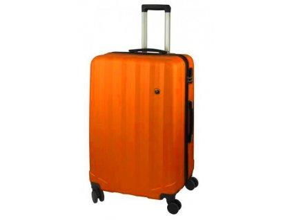 167617 4 cestovni kufr dielle l oranzova