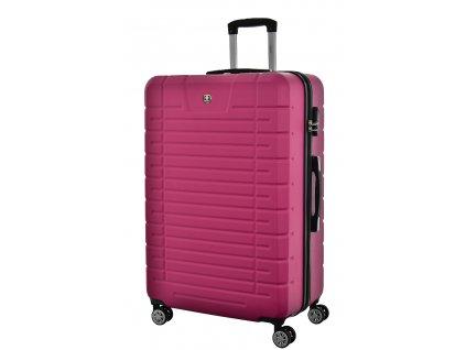 173644 8 cestovni kufr dielle l expand fuchsiova