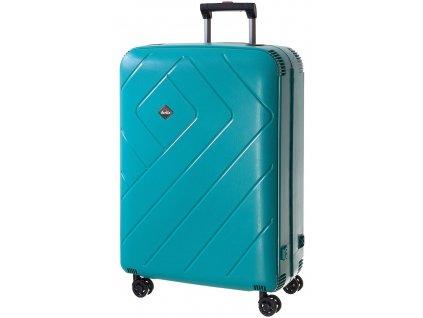 165322 6 cestovni kufr dielle l zelena