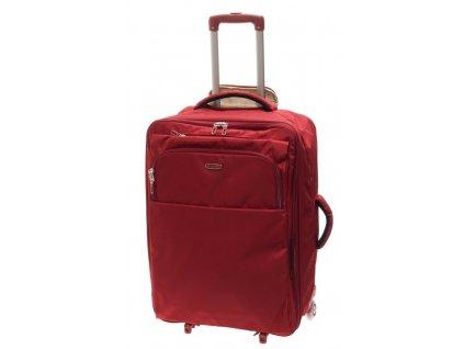 164401 9 cestovni kufr dielle m cervena
