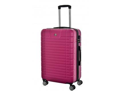 173632 8 cestovni kufr dielle m expand fuchsiova