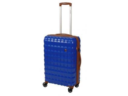 167122 7 cestovni kufr dielle pp m modra