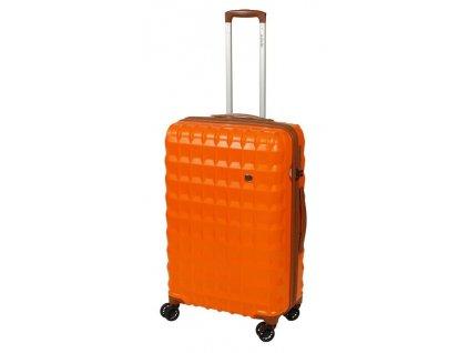 167125 6 cestovni kufr dielle pp m oranzova