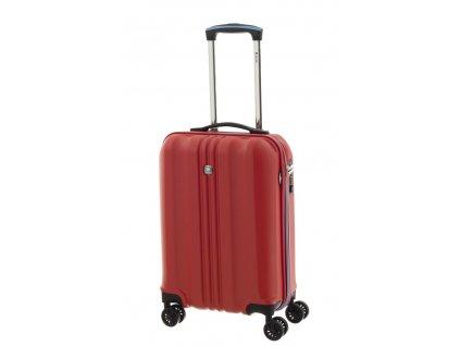 165439 6 cestovni kufr dielle s cervena