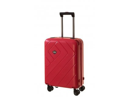 165289 6 cestovni kufr dielle s cervena