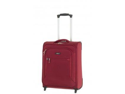 165121 5 cestovni kufr d n s cervena