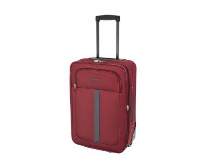 177769 9 cestovni kufr d n s cervena