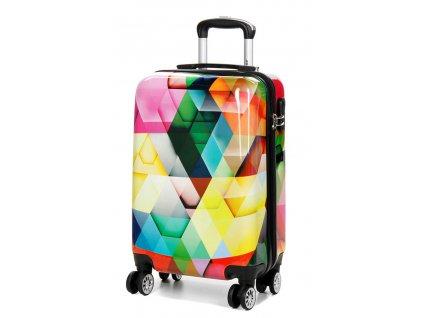 173098 7 cestovni kufr madisson 4w abs s multicolor