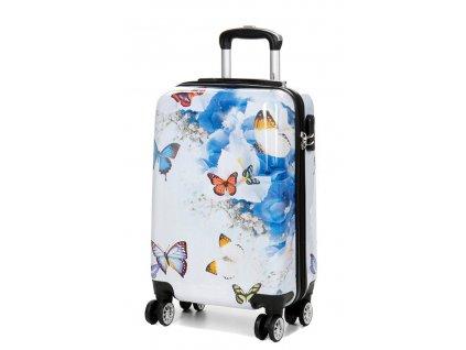 173095 7 cestovni kufr madisson 4w abs s multicolor