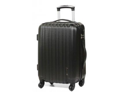 167824 6 cestovni kufr madisson 4w s black
