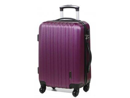 168223 6 cestovni kufr madisson 4w s violet