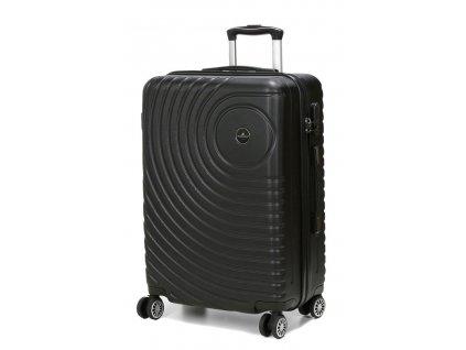 175207 8 cestovni kufr madisson circle 4w m cerna