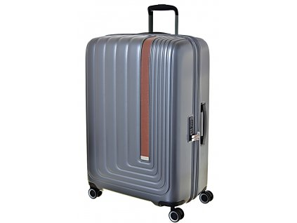 170182 7 cestovni kufr march beau monde l anthracite metallic