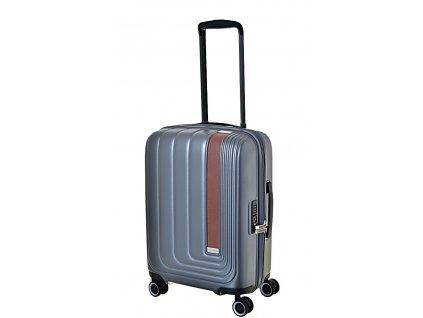 170158 7 cestovni kufr march beau monde s anthracite metallic