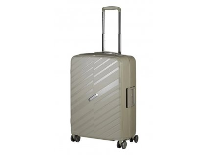 175831 6 cestovni kufr march bon voyage m stribrna
