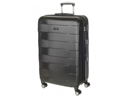 163792 9 cestovni kufr march bumper l black