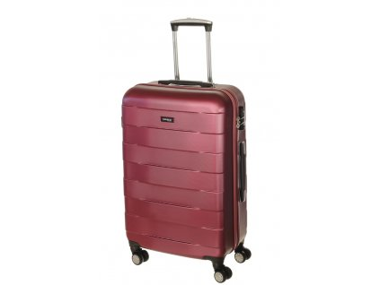 163768 9 cestovni kufr march bumper m raspberry