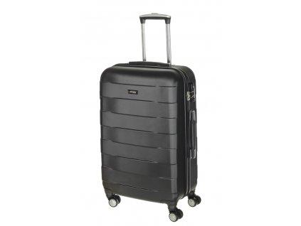 163774 9 cestovni kufr march bumper m black