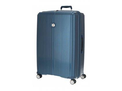 176185 3 cestovni kufr march canyon l tmave modra