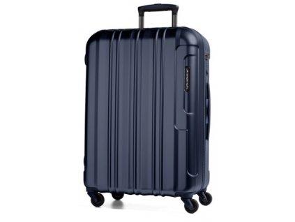 166663 1 cestovni kufr march cosmopolitan l metal navy blue
