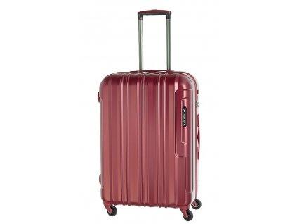 164290 8 cestovni kufr march cosmopolitan m metal red