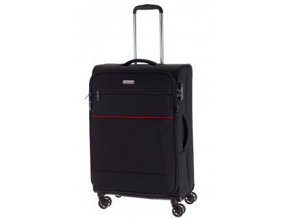 166588 6 cestovni kufr march easy m black