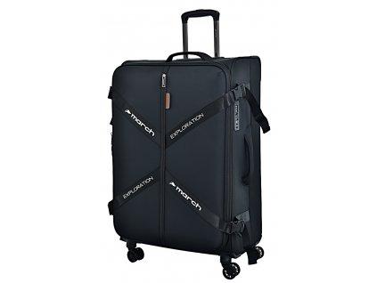 173062 8 cestovni kufr march exploration l cerna