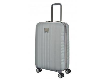 174625 7 cestovni kufr march fly se m stribrna