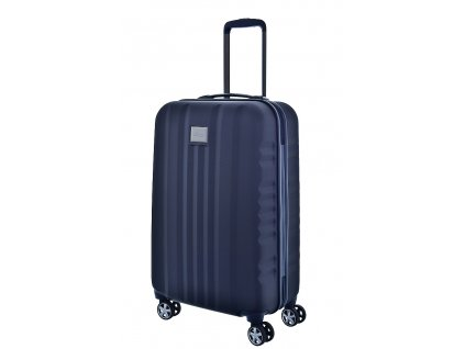 174628 7 cestovni kufr march fly se m tmave modra