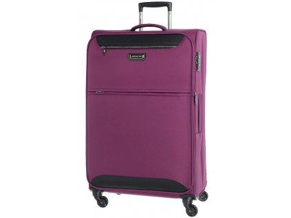 163873 7 cestovni kufr march flybird l purple red