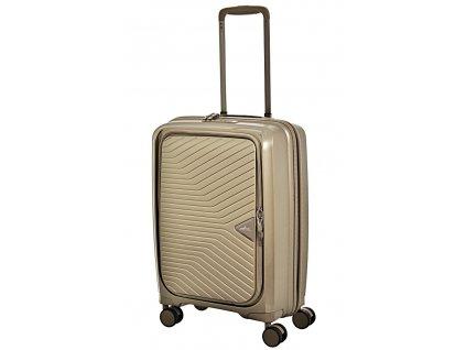 168076 6 cestovni kufr march gotthard cabin s bronze metallic