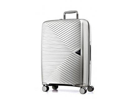 167725 4 cestovni kufr march gotthard m silver