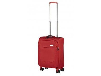 175780 6 cestovni kufr march imperial s cervena