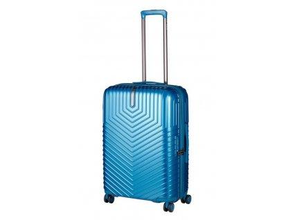 176098 7 cestovni kufr march lotus m modra