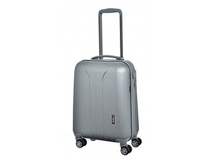 173428 7 cestovni kufr march new carat se s stribrna