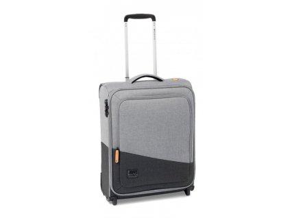 168055 3 cestovni kufr roncato adventure 2w s grey