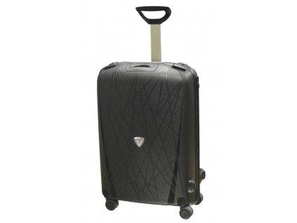 164266 9 cestovni kufr roncato light m cerna