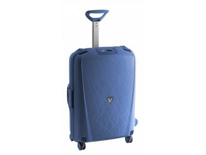 164272 3 cestovni kufr roncato light m turquoise