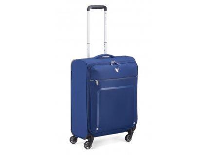 174751 8 cestovni kufr roncato lite plus 4w s tmave modra