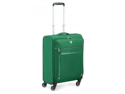 174754 8 cestovni kufr roncato lite plus 4w s zelena