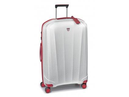 173152 8 cestovni kufr roncato we are 4w l bila
