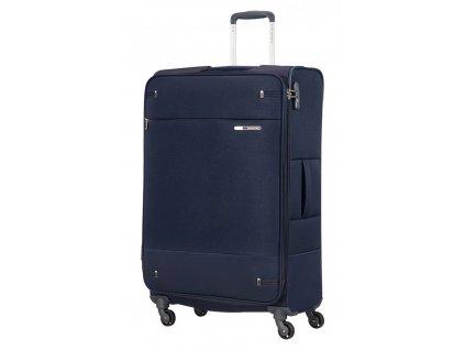 192004 cestovni kufr samsonite base boost 4w l modra