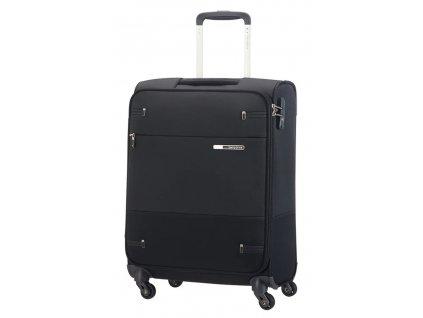 175024 13 cestovni kufr samsonite base boost 4w s cerna