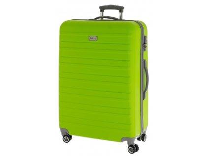 166675 6 cestovni kufr scion l zelena
