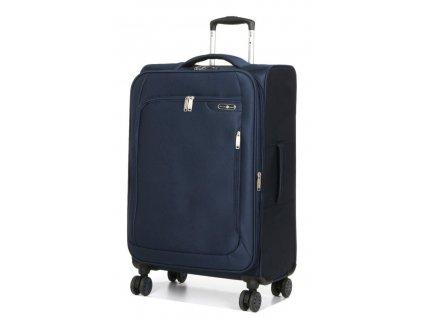 177142 8 cestovni kufr snowball 4w m modra