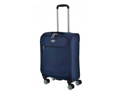 174292 7 cestovni kufr snowball 4w s tmave modra