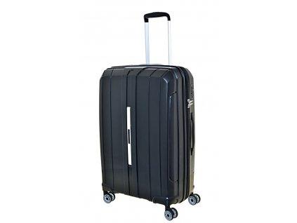 169012 7 cestovni kufr snowball pp 4w m black