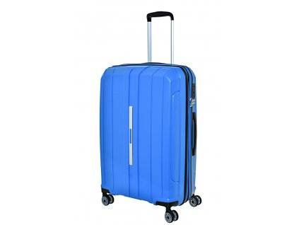 169027 7 cestovni kufr snowball pp 4w m light blue