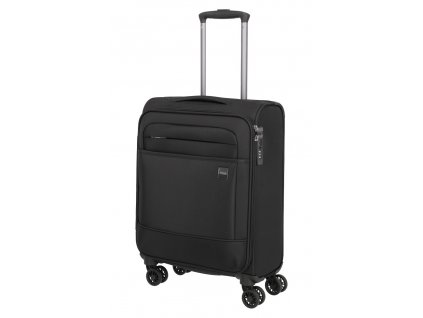 176755 8 cestovni kufr titan calexx 4w s cerna