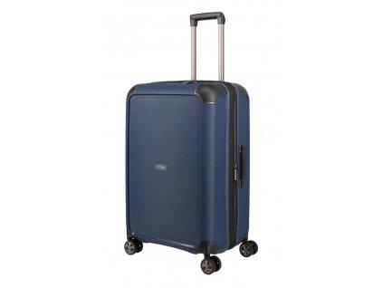 172870 7 cestovni kufr titan compax 4w m exp navy